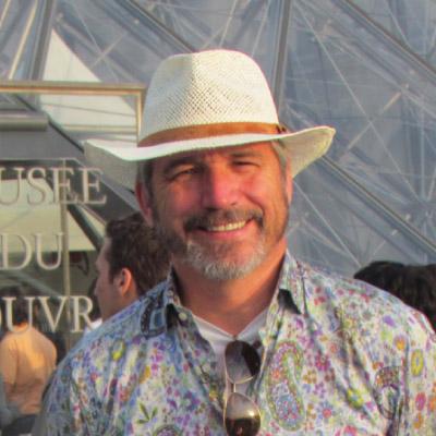 Headshot of David Burton